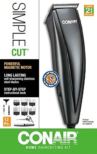 Conair 3 in 1 haircut kit