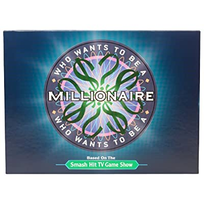 Who Wants to Be a Millionaire: Toys & Games
