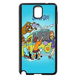 Scooby Doo Samsung Galaxy Note 3 Cell Phone Case Black axkw