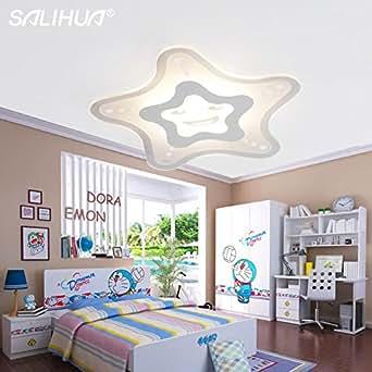Luces cc ultra thin iluminaci n de la habitaci n de los for Iluminacion habitacion bebe