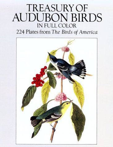 Phoenix Galleries Bird (Treasury of Audubon Birds in Full Color: 224 Plates from