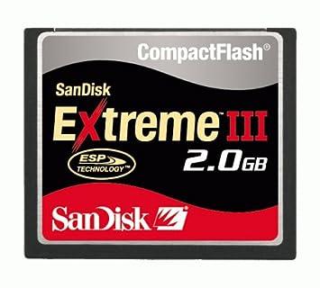Amazon.com: SanDisk sdcfx3 – 2048 – 901 – 2 GB Extreme III ...