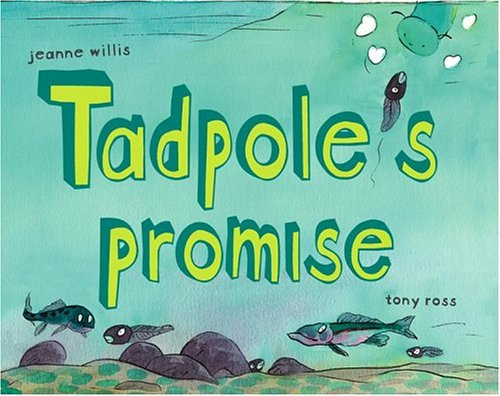 Download Tadpole's Promise (Bccb Blue Ribbon Picture Book Awards (Awards)) pdf