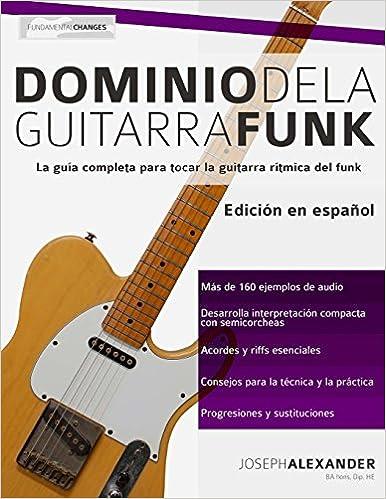 Guitarra electrica funk