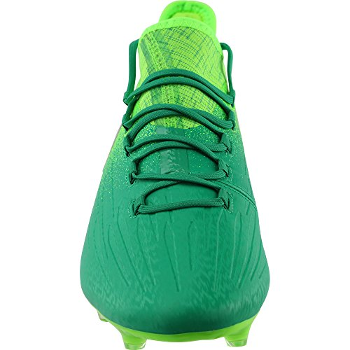 Adidas X 16.1 Impresa Tacchetti Da Calcio Di Terra Verde Solare
