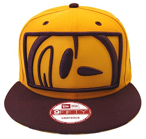 6a83824c73e3a Yums Life New Era 9Fifty Ballistic Snapback Cap Hat Yellow Burgundy - Buy  Online in KSA. Sporting Goods products in Saudi Arabia. See Prices
