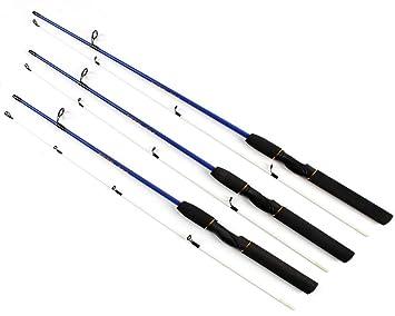Equipos de pesca artesanal Pesca de hielo Ca a de pescar de mar Varillas s 43880146413