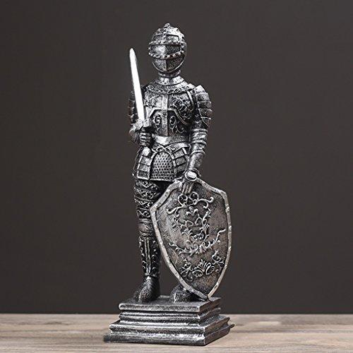 Européenne soldat collection de créative accessoires partition entrée accessoires romain modèle modèle Classique de à vintage fenêtre maison soldat armoire vin décoration B Color A AA5wrn4qW
