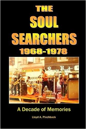 The Soul Searchers 1968-1978