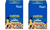 Planters Cashews, Salted, 1.5 Ounce Single Serve Bag, 36 Bags Total