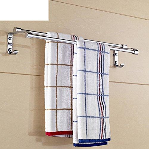 outlet towel rack/ double Towel rack/Double Towel Bar/Thick towels-C