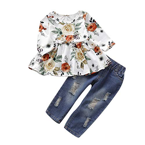 Cute Children Outfits - CARETOO Girls Clothes Outfits, Cute Baby