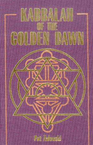 Kabbalah of the Golden Dawn PDF