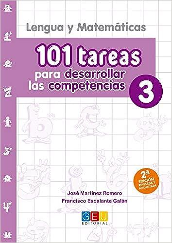 101 tareas desarrollar competencias 3 (Spanish) Paperback – January 1, 1900