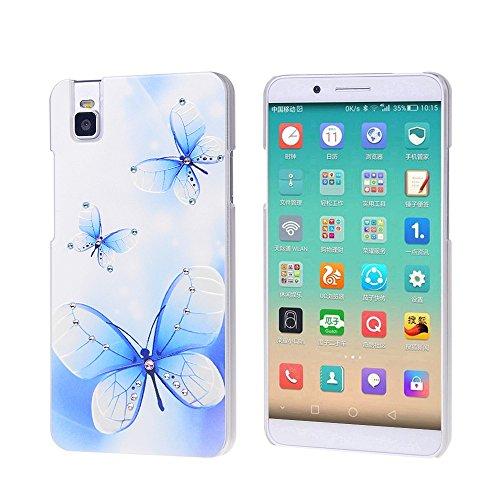 Huawei Honor 7i Funda,COOLKE [005] Moda PC Difícil Carcasa Protectora Tapa Case Cover Para Huawei Honor 7i 017