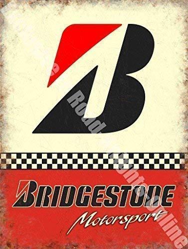 Bridgestone B Motorsport Neumáticos Coches De Carreras ...