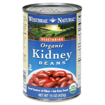 Westbrae Foods Kidney Beans Fat Free 15 Oz (Pack of 12) - Pack Of 12 by Westbrae Natural
