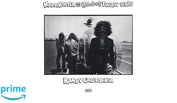 Kapt Kopter and The Fabulous Twirlybirds : Randy California ...