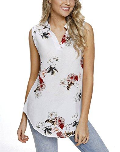 Donna Ad Linea White A Camicia Dearlove pqIwTaE4