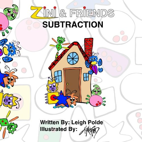 Zini And Friends: Subtraction