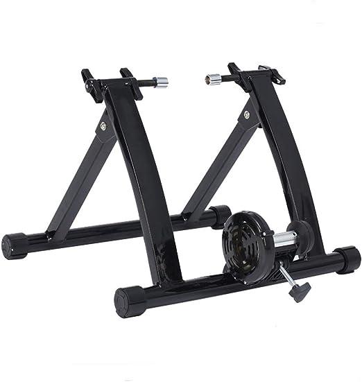 YYDE Bicicleta estática Trainer Párese Cubierta del Ejercicio del ...