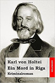 Ein Mord in Riga: Kriminalroman