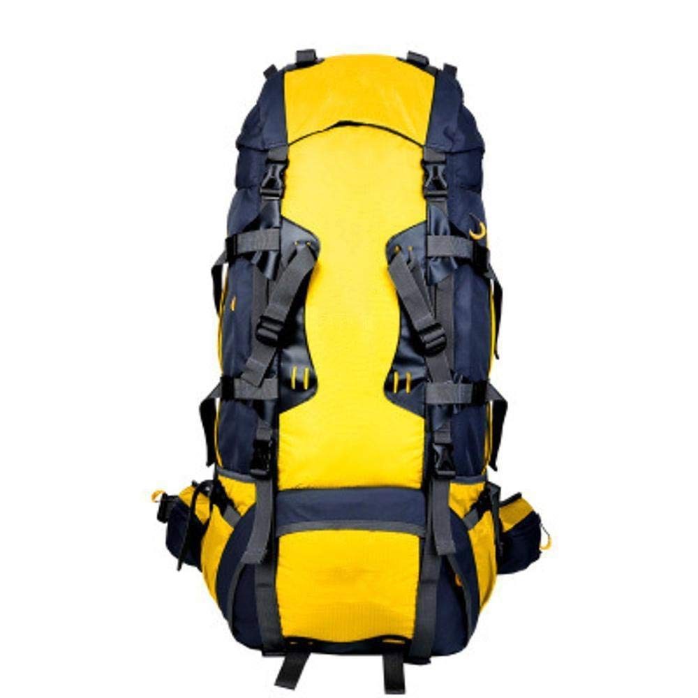 RUIMA 野生のバックパックの男性と女性の肩防水大容量キャンプ多機能登山トレッキングテント機器旅行 (色 : Style E)  Style E B07Q253N1V