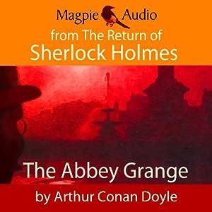 The Abbey Grange Audiobook