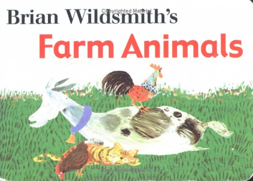 Download Brian Wildsmith's Farm Animals (Old Edition) pdf