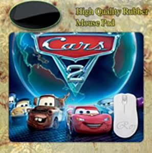 New Anti Slip PC 2011 Cars Silicon Mouse Pad Mat Mice Pad for Optical