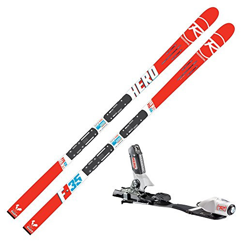 Rossignol 2017 Hero FIS GS Factory Ski w/Axial2 180 MFX Bindings