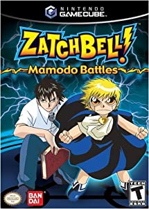 Amazoncom Zatch Bell Mamodo Battles Artist Not Provided Video