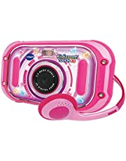 VTech Kidizoom Touch 5.0 digitale camera voor kinderen, roze (80-163557)