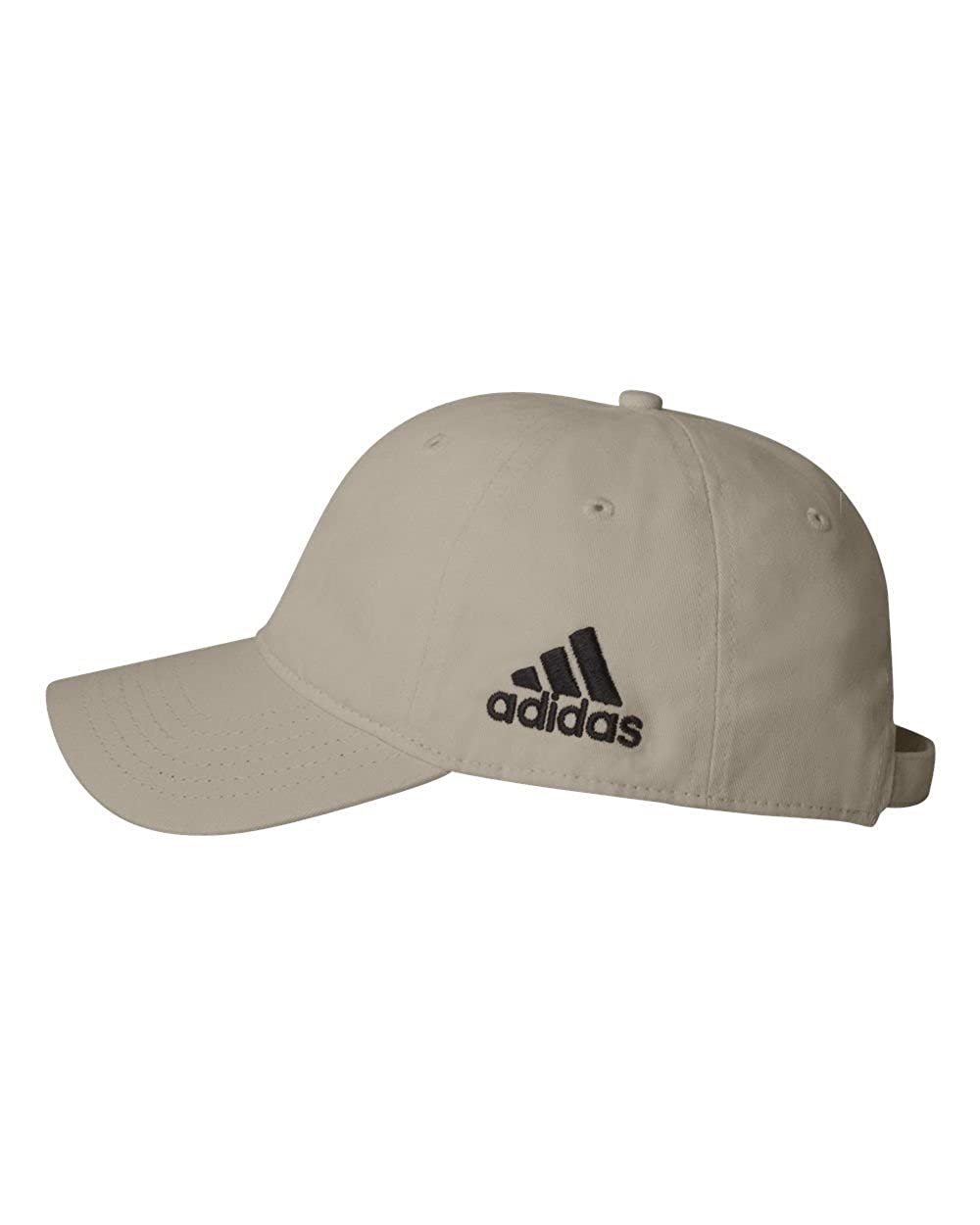 0dcb1836 adidas New Golf Mens Adjustable A12 Cotton Crest Twill Cap ...