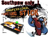 Southpaw Fighting Stick Arcade Game Stick Street Fighter Iv Pc Ps2 Joystick for Left-hander G-yc62a-r