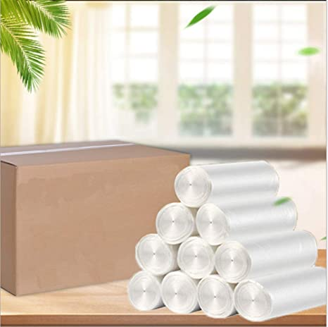 Cincuenta volúmenes Bolsas de basura ecológicas Impermeables ...