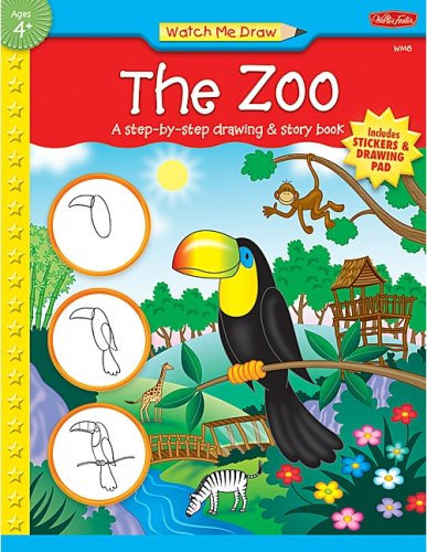 Download Watch Me Draw: The Zoo (Watch Me Draw (Teacher Created Resources)) ebook