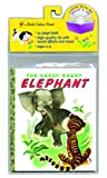 img - for The Saggy Baggy Elephant (Little Golden Book & CD) book / textbook / text book