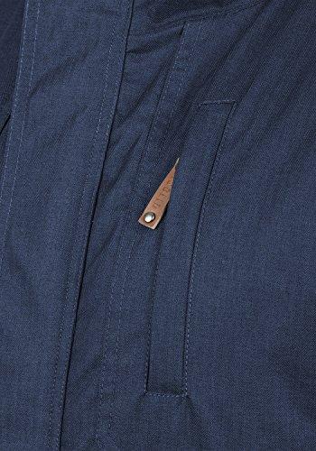 Mezza Giacca Bellippo solid Blue Insignia Stagione Uomo Giubotto Di Piumini Cappuccio Con 1991 Da q5R5Hdxtw