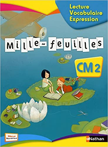 Amazon Fr Mille Feuilles Cm2 Lecture Vocabulaire