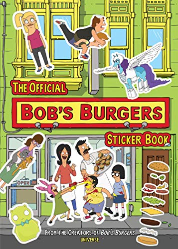 The Official Bob's Burgers Sticker Book ()