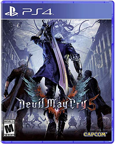 Devil May Cry 5 - PlayStation 4 from Capcom