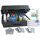 LaMotte ColorQ Pro 9 Plus Digital Liquid Pool & Spa Chemical Water Testing Kit