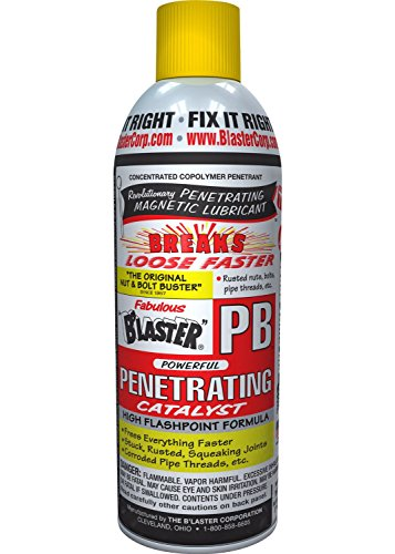 Blaster - 16-PB-12PK - Penetrating Catalyst - 11-Ounces - Case of 12