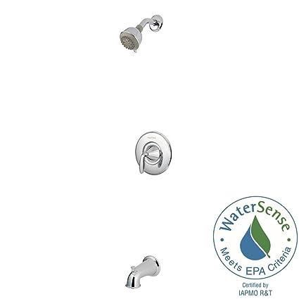 Price Pfister 581496 Pasadena WaterSense Single-Handle Tub & Shower ...