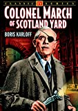 Colonel March of Scotland Yard - 4-Episode Collection