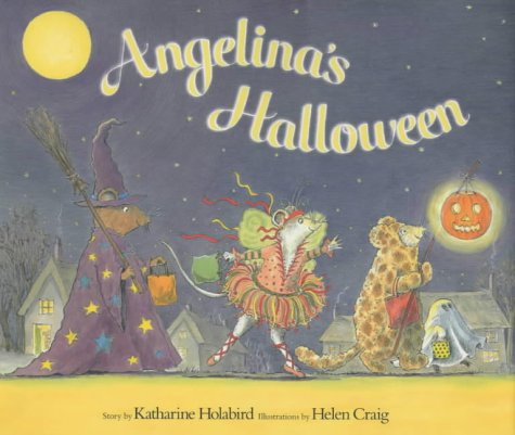 Angelina's Halloween (Viking Kestrel Picture Books)]()