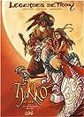 Tikko des sables, Tome 1 : légende de Troy, les chevaucheurs des vents par Arleston