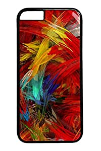 iphone 6 4.7inch Cases & Covers Colorful Digital Painting Custom PC Hard Case Cover for iphone 6 4.7inch black