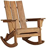 Cheap Modern Adirondack Rocking Chair